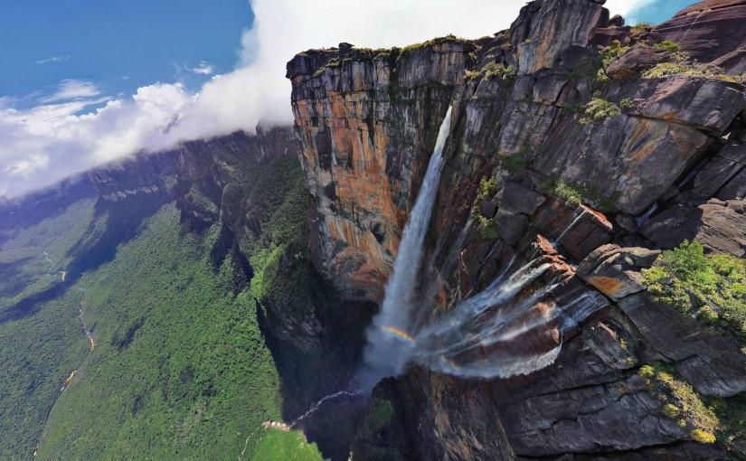 Największe wodospady na świecie