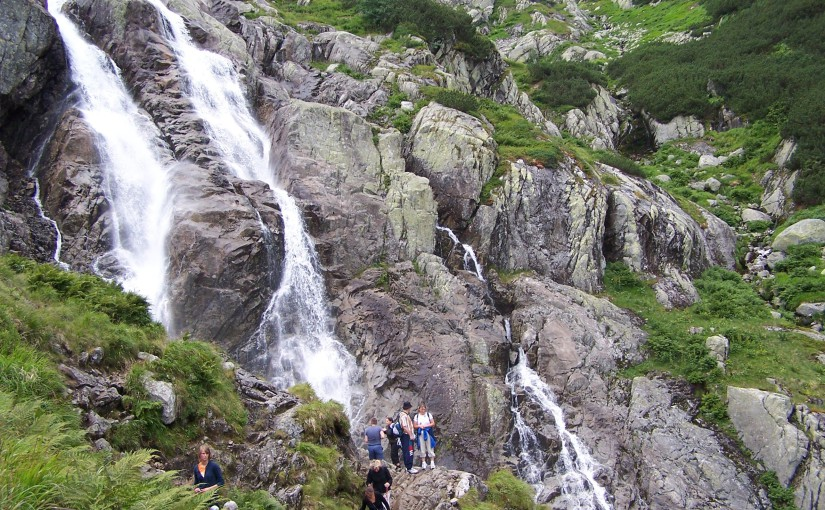 Najpiękniejsze tatrzańskie wodospady