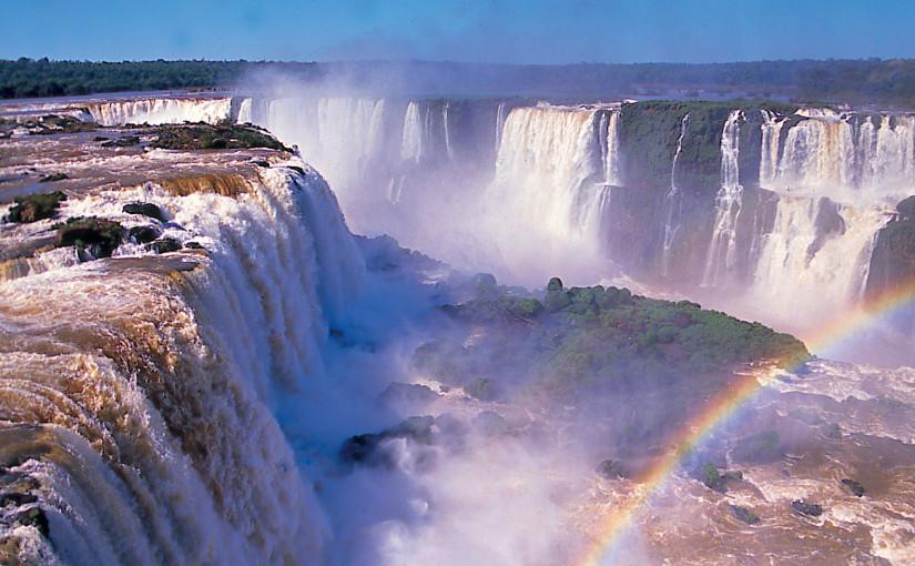 Wodospad Iguzau