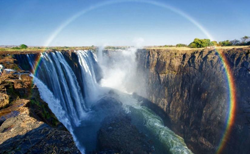 Najważniejsze wodospady na świecie