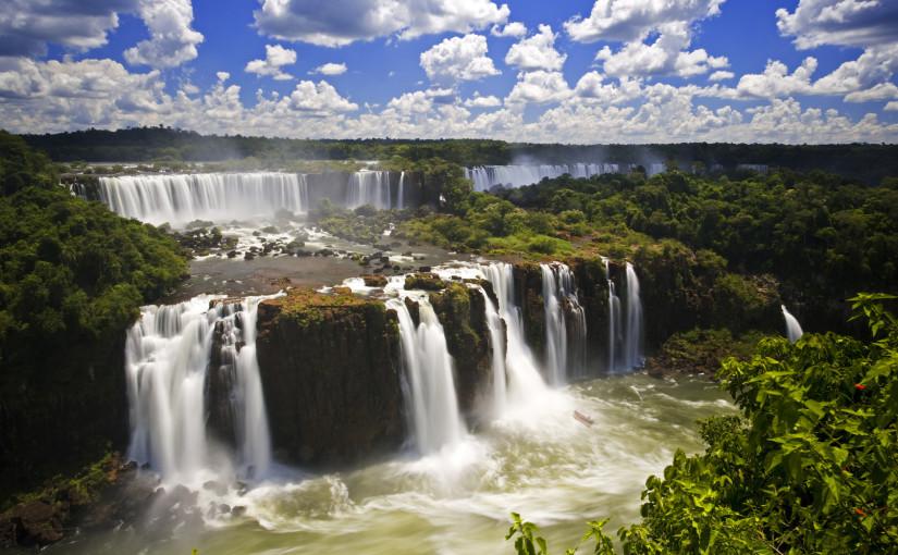Kultowe amerykańskie wodospady