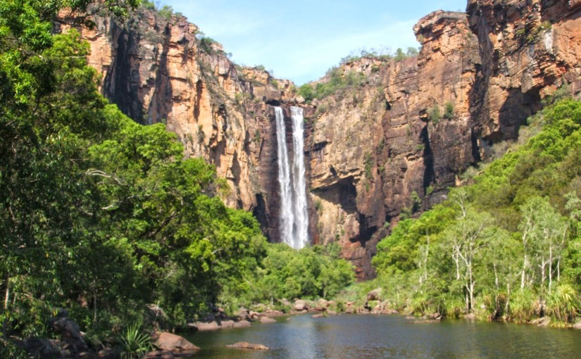 Jim Jim Waterfall Australia8