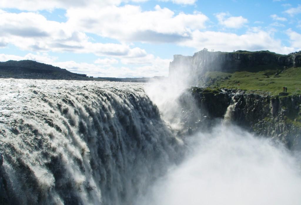 Najpotężniejszy wodospad Islandii
