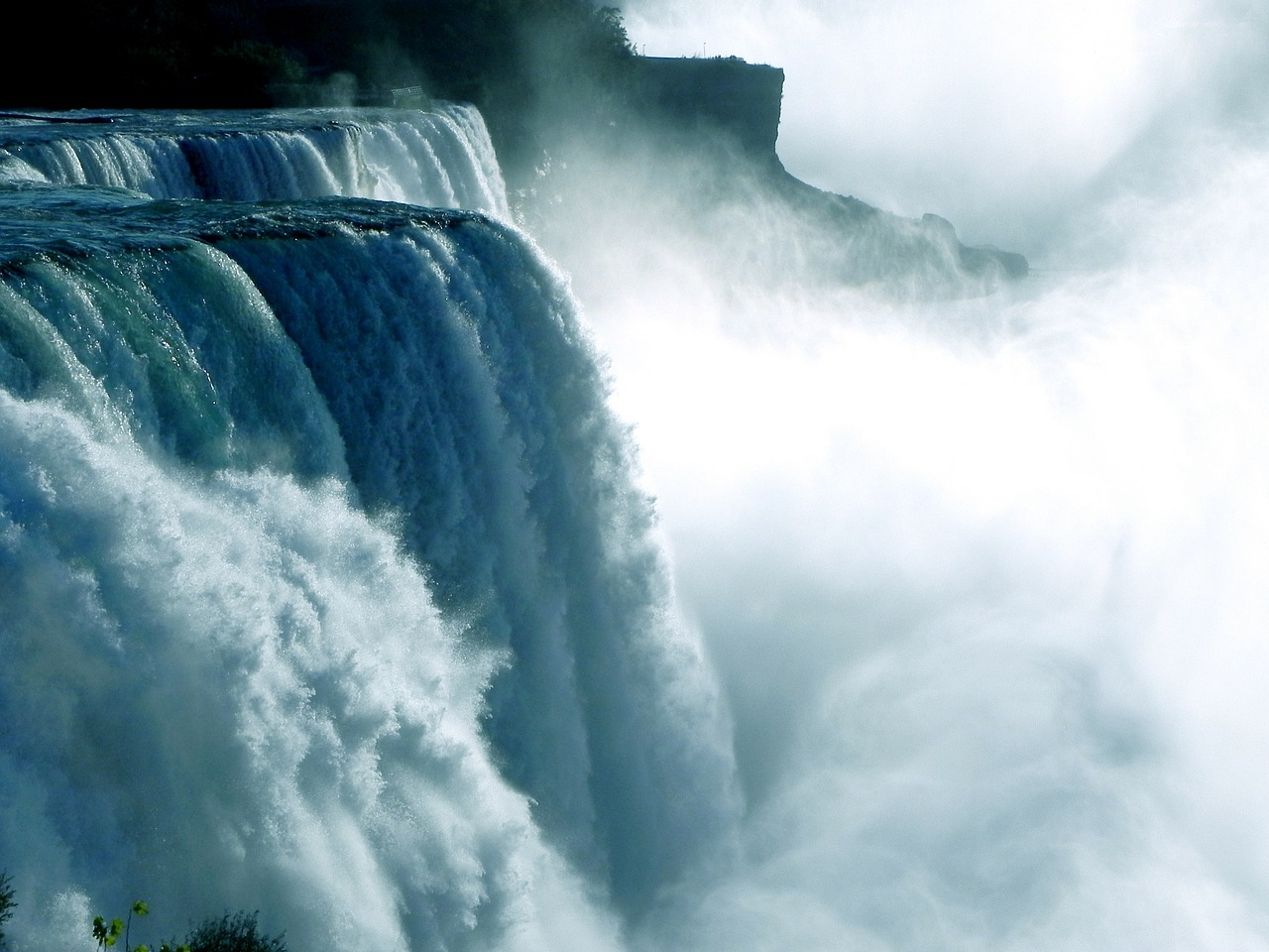 Najpiękniejszy wodospad – Niagara
