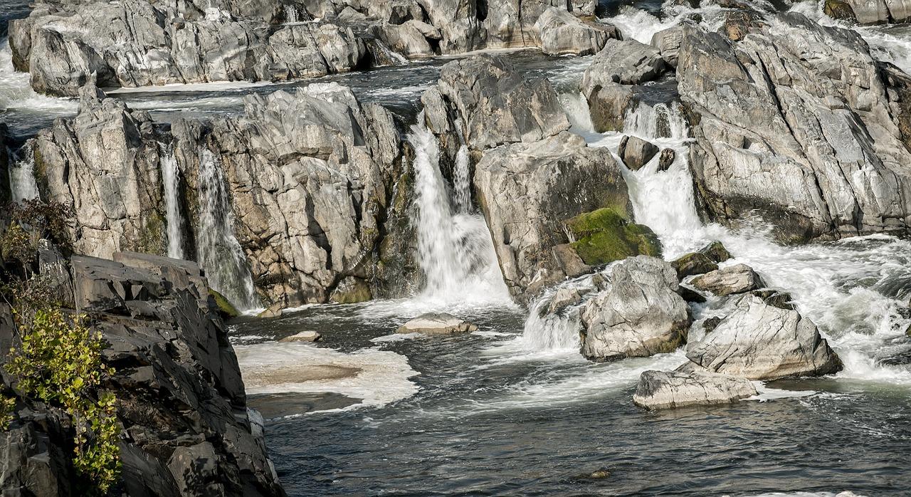 Great Falls – wyzwanie  dla śmiałków