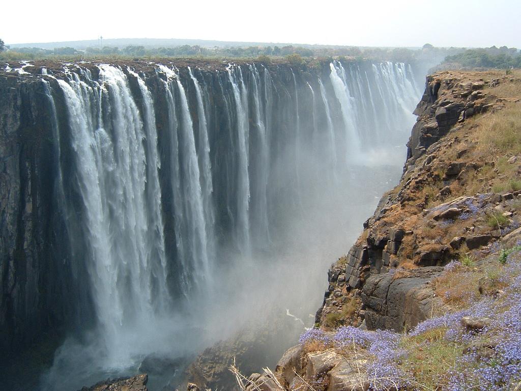 Wodospady Wiktorii – siódmy cud świata