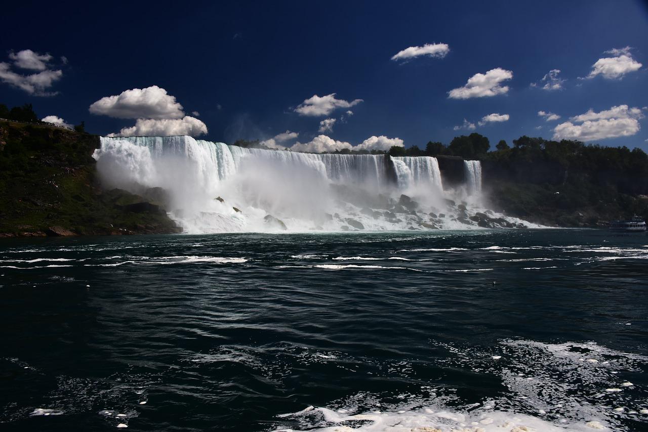 Wodospady wciąż fascynują